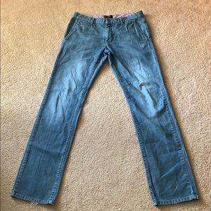 Zara man jeans 31X31